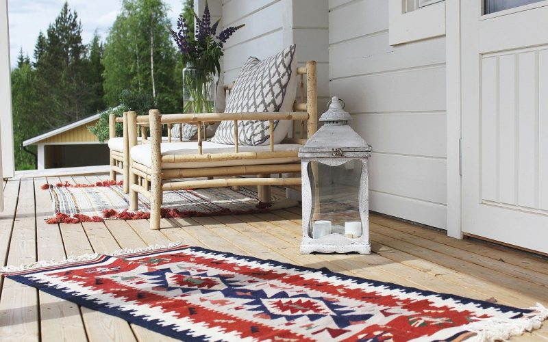 Tapis outdoor : comment choisir ?